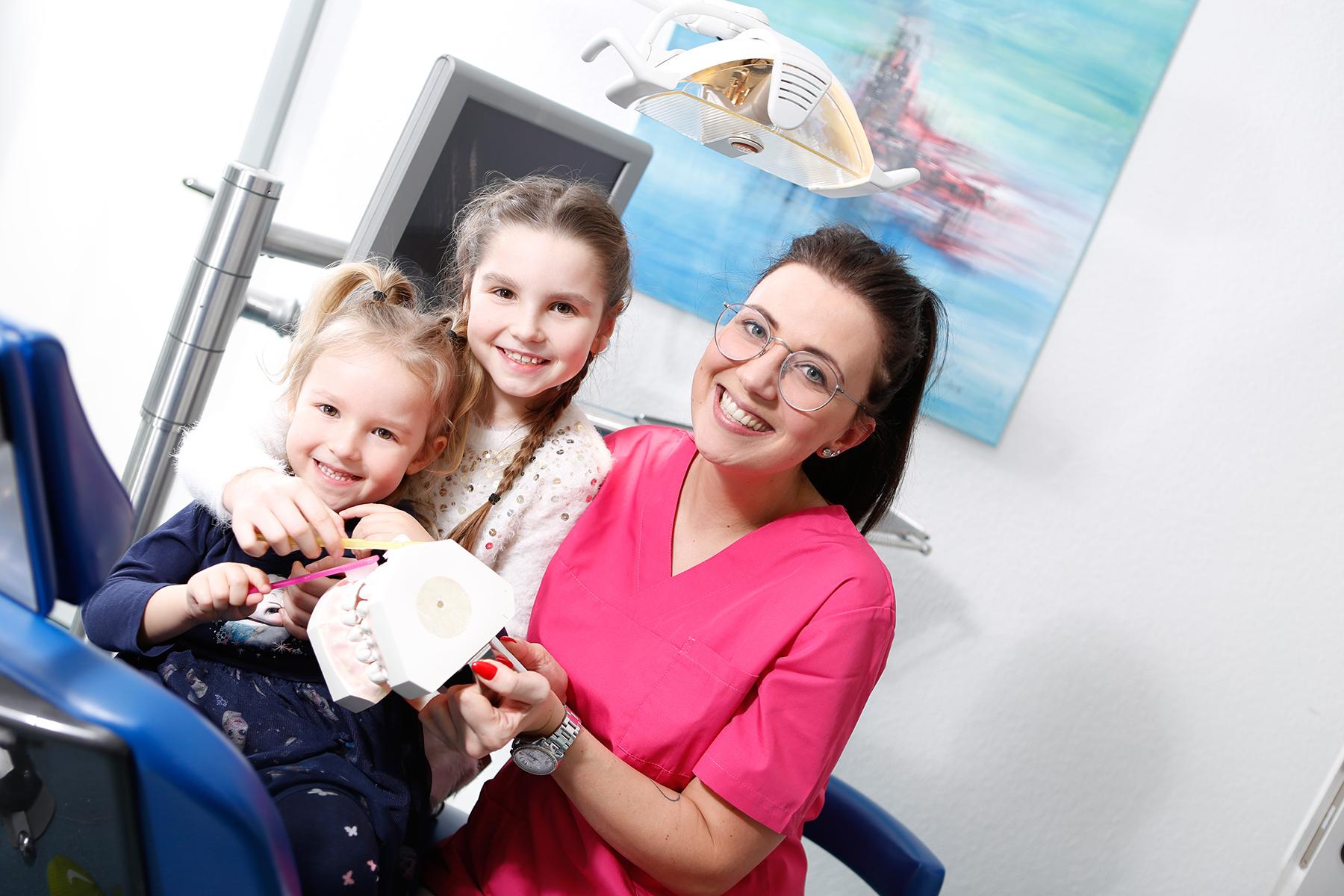 Kinder-Zahnarzt Göttingen | Dr. Müller & Kollegen